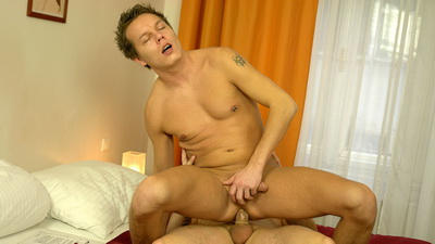 Gay spontaneous hardcore sex
